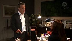 Paul Robinson, Terese Willis in Neighbours Episode 7805