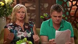 Sheila Canning, Gary Canning in Neighbours Episode 7805