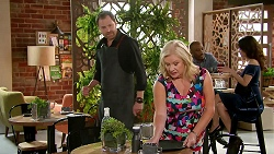 Shane Rebecchi, Sheila Canning in Neighbours Episode 7805