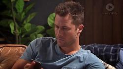 Mark Brennan in Neighbours Episode 7805