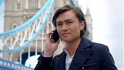 Leo Tanaka in Neighbours Episode 7806