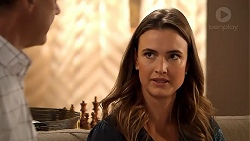 Paul Robinson, Amy Williams in Neighbours Episode 7806