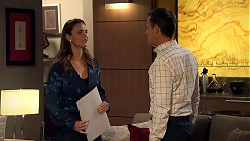 Amy Williams, Paul Robinson in Neighbours Episode 7806