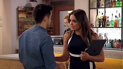 David Tanaka, Paige Smith in Neighbours Episode 7807