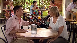 Jack Callahan, Steph Scully in Neighbours Episode 7807