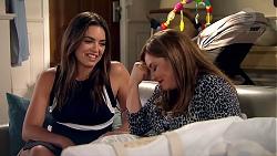 Paige Novak, Terese Willis in Neighbours Episode 7807