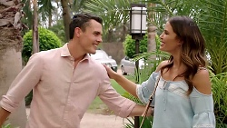 Jack Callahan, Elly Conway in Neighbours Episode 7807