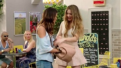 Elly Conway, Chloe Brennan in Neighbours Episode 7807