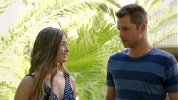 Chloe Brennan, Mark Brennan in Neighbours Episode 7808