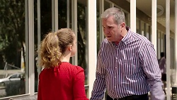 Holly Hoyland, Karl Kennedy in Neighbours Episode 7808