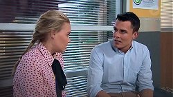 Xanthe Canning, Jack Callaghan in Neighbours Episode 7808
