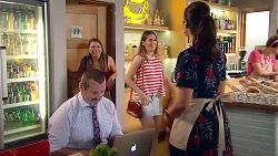 Toadie Rebecchi, Dipi Rebecchi in Neighbours Episode 7809