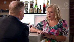 Clive Gibbons, Sheila Canning in Neighbours Episode 7809