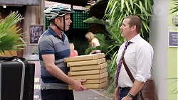 Gary Canning, Toadie Rebecchi in Neighbours Episode 7809