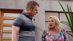 Gary Canning, Sheila Canning in Neighbours Episode 7809