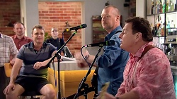 Gary Canning, Ross Wilson in Neighbours Episode 7809
