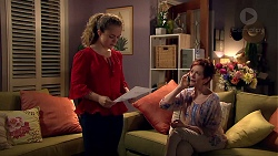 Holly Hoyland, Susan Kennedy in Neighbours Episode 7809