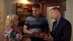 Sheila Canning, Gary Canning, Clive Gibbons in Neighbours Episode 7809