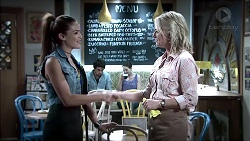 Paige Novak, Lauren Turner in Neighbours Episode 7810