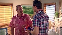 Toadie Rebecchi, Shane Rebecchi in Neighbours Episode 7810
