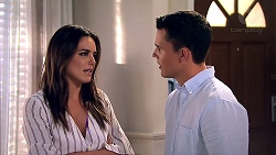Paige Novak, Jack Callaghan in Neighbours Episode 7810