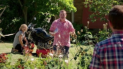 Steph Scully, Toadie Rebecchi, Shane Rebecchi in Neighbours Episode 7810