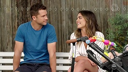 Mark Brennan, Paige Novak in Neighbours Episode 7810