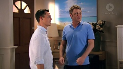Jack Callaghan, Gary Canning in Neighbours Episode 7810