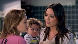 Piper Willis, Gabriel Smith, Paige Novak in Neighbours Episode 7810