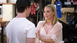 Ben Kirk, Xanthe Canning in Neighbours Episode 7811