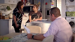 Terese Willis, Piper Willis, Toadie Rebecchi in Neighbours Episode 7812