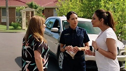 Terese Willis, Mishti Sharma, Dipi Rebecchi in Neighbours Episode 7812
