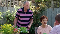 Karl Kennedy, Susan Kennedy, Toadie Rebecchi in Neighbours Episode 7812