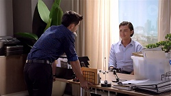 David Tanaka, Leo Tanaka in Neighbours Episode 7812