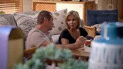 Toadie Rebecchi, Steph Scully in Neighbours Episode 7813