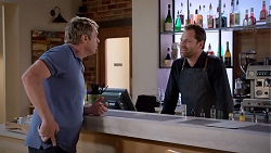Gary Canning, Shane Rebecchi in Neighbours Episode 7814