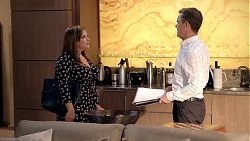 Terese Willis, Paul Robinson in Neighbours Episode 7814