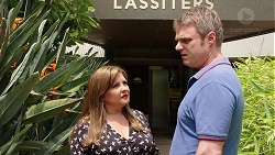 Terese Willis, Gary Canning in Neighbours Episode 7815