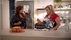Terese Willis, Sheila Canning in Neighbours Episode 7815