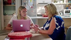 Xanthe Canning, Sheila Canning in Neighbours Episode 7817