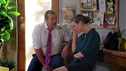 Toadie Rebecchi, Amy Williams in Neighbours Episode 7817