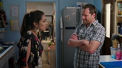 Dipi Rebecchi, Shane Rebecchi in Neighbours Episode 7817