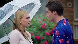 Xanthe Canning, Ben Kirk in Neighbours Episode 7817