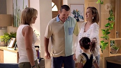 Steph Scully, Toadie Rebecchi, Sonya Mitchell, Nell Rebecchi in Neighbours Episode 7818