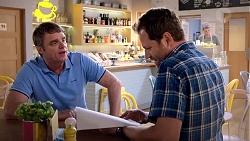 Gary Canning, Shane Rebecchi in Neighbours Episode 7818