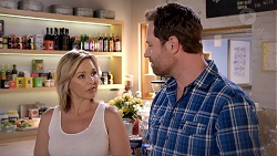 Steph Scully, Shane Rebecchi in Neighbours Episode 7818