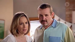 Sonya Mitchell, Toadie Rebecchi in Neighbours Episode 7819