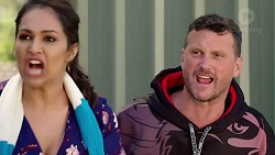 Dipi Rebecchi, Jack Hendra in Neighbours Episode 7819
