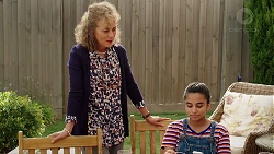 Jane Harris, Kirsha Rebecchi in Neighbours Episode 7820