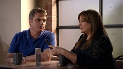 Gary Canning, Terese Willis in Neighbours Episode 7821
